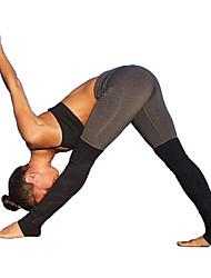 cheap -Yoga Pants Pants/Trousers/Overtrousers Breathable Compression Sweat-wicking Comfortable Natural Stretchy Sports Wear Black Women'sYoga