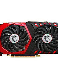 MSI Video-Grafikkarte GTX1050Ti 1290-1493MHz/7108MHz4GB/128 bit GDDR5