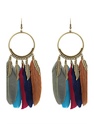 cheap -Women's Drop Earrings - Stylish White / Black / Royal Blue For Wedding / Party / Special Occasion / Daily / Casual / Sports