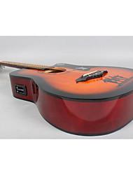 Недорогие -Струнный музыкальный инструмент Навесная этикетка