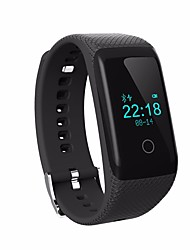 Smart Watch Moniteur d'Activité Bracelet d'ActivitéLongue Veille Pédomètres Santé Sportif Suivi de distance Trouver mon Appareil