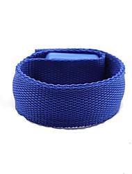 Недорогие -LED браслет для бега Компактный размер для Походы / туризм / спелеология / Велосипедный спорт / На открытом воздухе - Белый / Красный / Синий