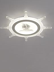 Moderno/Contemporáneo Montage de Flujo Para Sala de estar Dormitorio Cocina Comedor Habitación de estudio/Oficina AC 100-240V Bombilla