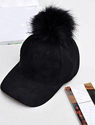 cheap -Women's Cute Sun Hat Baseball Cap - Solid Colored