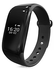 abordables -NONE Smart Bracelet Pulsera SmartResistente al Agua / Long Standby / Calorías Quemadas / Podómetros / Itinerario de Ejercicios / Deportes
