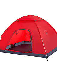 OSEAGLE 2 persons Tent Single C&ing Tent One Room Fold Tent Moistureproof/Moisture Permeability Well-ventilated Waterproof Windproof  sc 1 st  LightInTheBox : cheap hiking tents - memphite.com