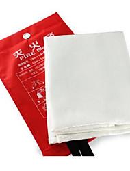 1,2 x 1,2 m de fibra de vidro material compósito cobertor de fogo resistente à alta temperatura produto de segurança