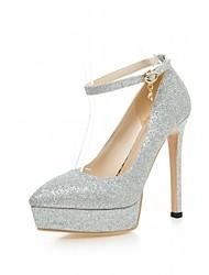 Women's Heels Comfort Novelty Leatherette PU Spring Summer Fall Winter Wedding Casual Office & Career Dress Party & Evening Walking