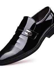 Недорогие -Для мужчин Обувь Синтетика Весна Лето Осень Зима Удобная обувь Модная обувь Мокасины и Свитер Для прогулок На плоской подошве Заостренный