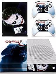 preiswerte -B-SKIN XBOX ONE  S PS/2 Aufkleber - Xbox One S Neuartige Kabellos #