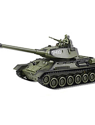 cheap -T-34 Tank 1:24 RC Car Ready-to-go Remote Controller / Transmmitter / Tank / User Manual