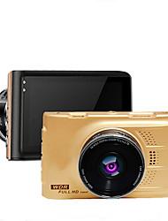 scatola nera registratore tecnologia della macchina fotografica dell'automobile di visione dell'automobile 1080p FHD dvr cruscotto