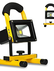 KAWELL 10W Spotlights Work Lights Outdoor Camping Lights Built-in Rechargeable Lithium BatteriesWaterproof PI65 6000K 2 Years Warranty