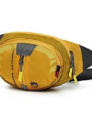 8 L Belt Pouch Scalate Campeggio e hiking Ompermeabile Anti-pioggia Anti-polvere Traspirante Telefono/Iphone Nylon