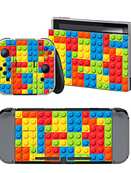 economico -B-SKIN 任天堂 Switch/NS Custodia adesiva Per Nintendo Interruttore,Vinile Custodia adesiva Portatile Originale #