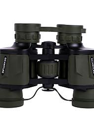 8X40 mm Binocolo A mano Da caccia Rivestimento multistrato 180/1000 Messa a fuoco centrale