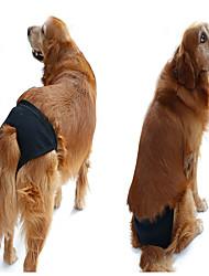 Hund Hosen Hundekleidung Klassisch Urlaub Lässig/Alltäglich Modisch Solide Schwarz Grau Rosa Kostüm Für Haustiere