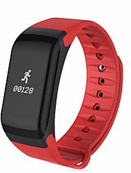 YYT1 Smart Bracelet / Smart Watch / Activity TrackerLong Standby / Pedometers / Heart Rate Monitor / Alarm Clock / Distance Tracking