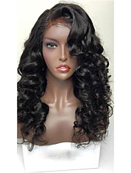 New Style 8A Body Wave 100% Brazilian Virgin Hair Full Lace Human Hair Wig For Fashion Women Full Lace Wigs