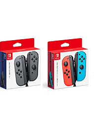 manette de jeu nintendo poignée pour nintendo switch 2pcs (bleu et rouge)