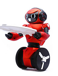 Недорогие -робот FM Пульт управления пение Танцы Прогулки говорящий Смарт самобалансировани Управление звуком Электроника Детские