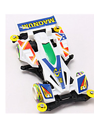cheap -Toys Race Car Toys Car Plastic Classic & Timeless Pieces Children's Day Gift