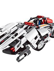 8009 Carro 1:24 Electrico Não Escovado Carro com CR 1 AM Pronto a usar Carro de controle remoto Controle Remoto/Transmissor Cabo USB