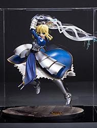 Figure Anime Azione Ispirato da Fate/stay night Saber Lily PVC 25 CM Giocattoli di modello Bambola giocattolo