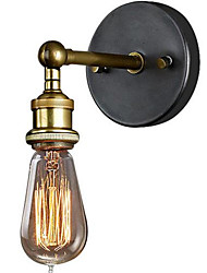 cheap -The American Village Wall Balcony Corridor Simple Copper Head Lamp