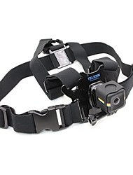 cheap -Chest Harness Convenient For Action Camera Polaroid Cube SkyDiving Rock Climbing Motorcycle Ski/Snowboarding Bike/Cycling Surfing/SUP
