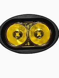 1pcs 12w LED âmbar luz de trabalho