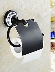 cheap -Toilet Paper Holder / Oil Rubbed BronzeBrass /Antiqu
