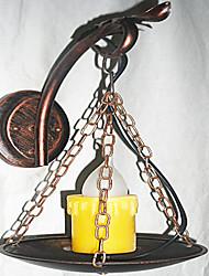 preiswerte -Rustikal/ Ländlich Wandlampen Für Metall Wandleuchte 110-120V 220-240V