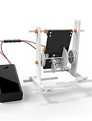 Недорогие -Робот Игрушки Робот Оригинальные пластик ABS Куски