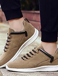 economico -esterno funzionare lace-up degli uomini scarpe da ginnastica primavera estate autunno comodità similpelle atletico casuale