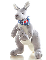 cheap -Kangaroo Puppets Stuffed Animal Plush Toy Cute Fun Girls' Gift 1pcs