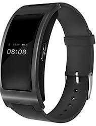 Недорогие -Умный браслет для iOS / Android Пульсомер / Измерение кровяного давления / Израсходовано калорий / Длительное время ожидания / Сенсорный экран / Защита от влаги / Таймер / Датчик для отслеживания сна