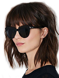 Summer Fashion Short Wig 13*6 Lace Front Bob Wigs with Bangs Human Hair Short Bob Wigs for Black Women