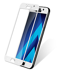 cheap -For Samsung Galaxy A3(2017) CF Not Broken Edge Full Screen Explosion-proof Glass Film Suitable