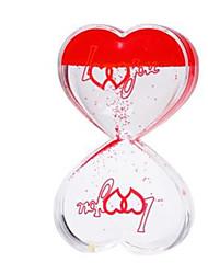 Недорогие -«Песочные часы» Устройства для снятия стресса Своими руками Универсальные Мальчики Девочки Игрушки Подарок 1 pcs