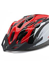 Недорогие -Мотоциклетный шлем Велоспорт 18 Вентиляционные клапаны Экстремальный вид спорта Горные Горные велосипеды