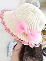 cheap -Unisex Hats & Caps,Summer Others Blue Blushing Pink Yellow Fuchsia