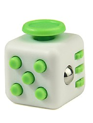 cheap -Original High Quality Fidget Cube  Frosted Surface Good Hand Feeling Desk Spin Magic Cubes Stress Relief Toys Ramdon Color
