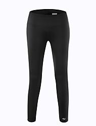 cheap -Women's Running Pants Quick Dry Tights Bottoms for Yoga Exercise & Fitness Running Terylene Tight Black Orange Light Grey Blue XS S M L XL