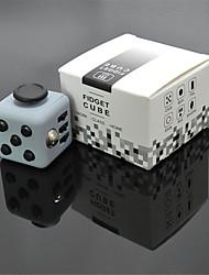 Недорогие -Игрушка Fidget Desk Fidget Cube Игрушки EDCСтресс и тревога помощи Фокусная игрушка Сбрасывает СДВГ, СДВГ, Беспокойство, Аутизм Товары