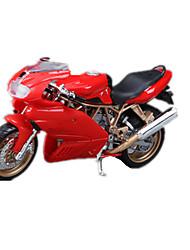 Недорогие -Игрушечные мотоциклы Игрушки Мотоспорт Игрушки Мотоспорт ABS 1 Куски Подарок