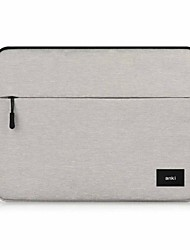 "cheap -Sleeve for Macbook 13"" Macbook Air 11""/13"" MacBook Pro 13""/15"" with Retina display Solid Color Textile Material Waterproof Shockproof Notebook"