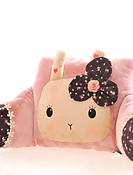 Stuffed Toys Toy Cars Sleeping Back Cushion Stuffed Pillow Toys Rabbit Chair Boys' Girls' 1 Pieces
