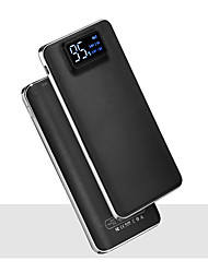 cheap -Power Bank External Battery 4.7V 2.0A #A Battery Charger Flashlight Multi-Output Super Slim LCD