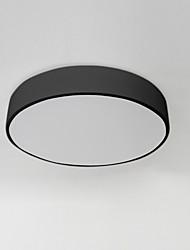 cheap -Flush Mount Downlight - LED, 110-120V / 220-240V, Warm White / Cold White, Bulb Included / 5-10㎡ / LED Integrated